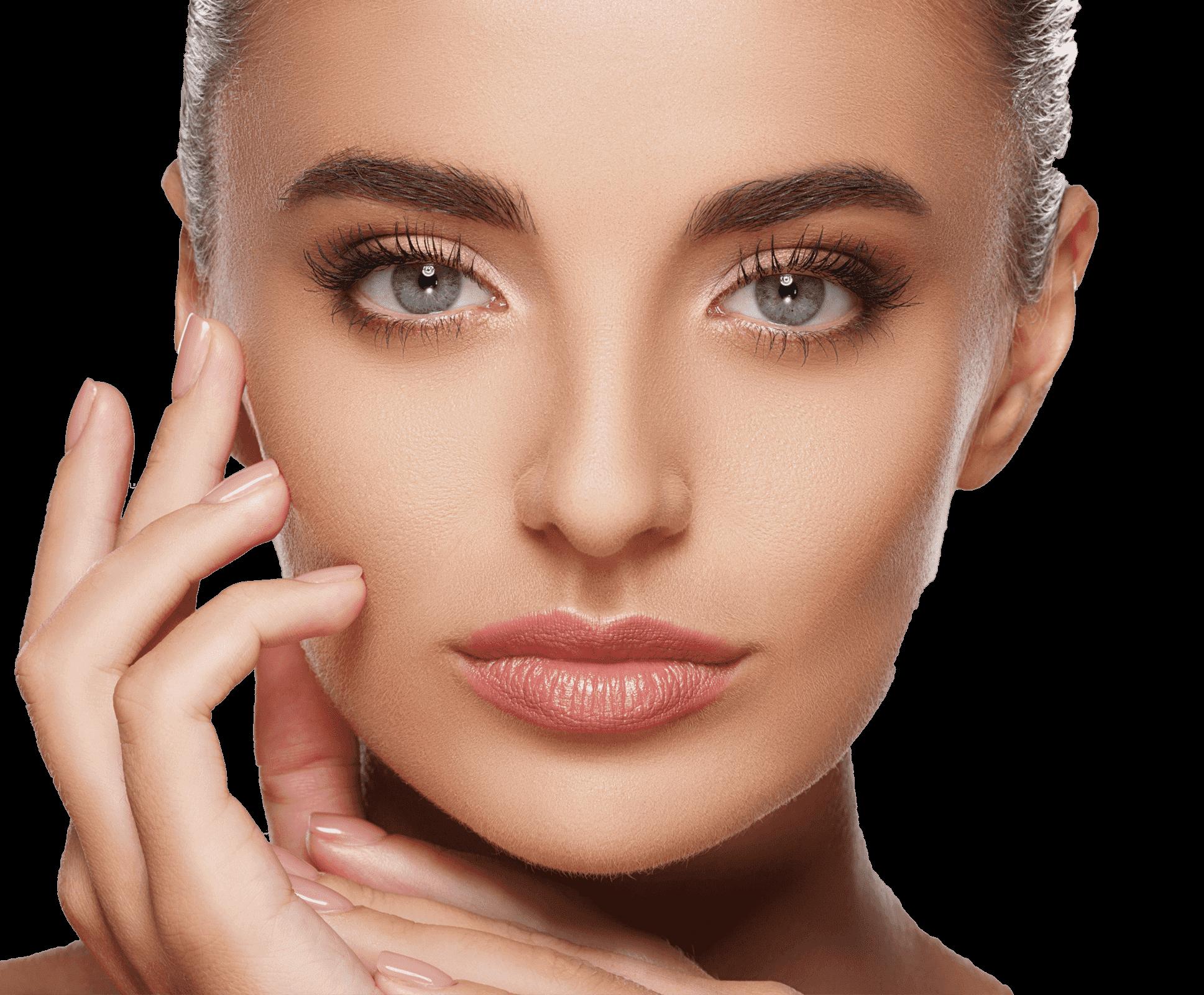 Ohren nach Ohrenkorrektur