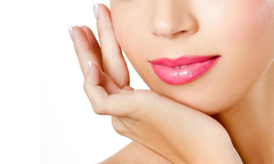 Lippenkorrektur sorgt für attraktives Lächeln