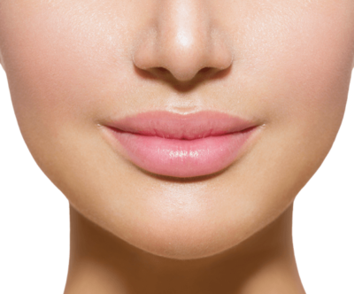 Lip Injections with Silicone